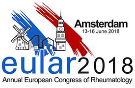 EULAR 2018 Logo