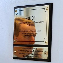 EULAR Centre of Excellence