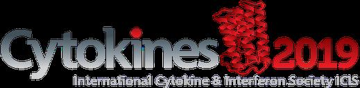 Cytokines 2019 logo